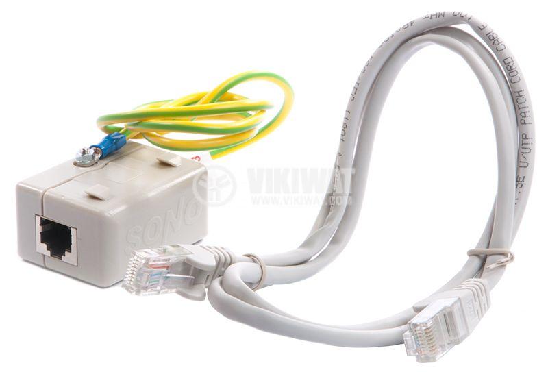 Защита пик предпазител G-LAN - 4