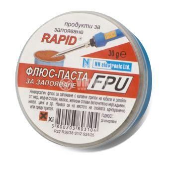 Flux soldering paste FPU