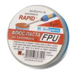 Flux soldering paste, Rapid FPU, 30 g