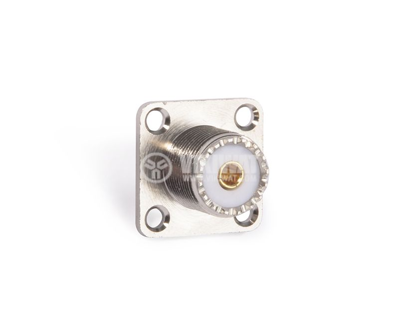 Socket, UHF-201, female - 2