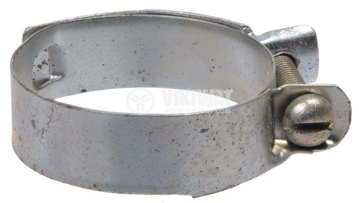Скоба за маркучи и тръби А45-38-45 - 2