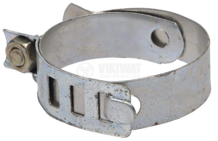 Скоба за маркучи и тръби А45-38-45 - 3