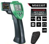 Infrared thermometer, MS6530Т, -from  20 °C to +350 °C, D:S 12:1