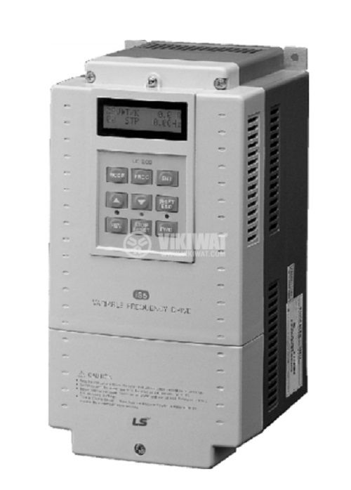 Frequency inverter SV150IS5-4, 380VAC, three-phase motor control 15kW - 1