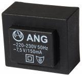 Tрансформатор за печатен монтаж 7.5 VAC, 1.3 VA
