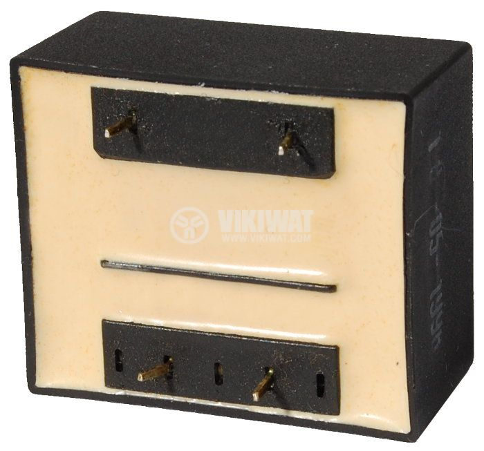 Tрансформатор за печатен монтаж 16 VAC, 1.3 VA - 2