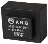 Tрансформатор за печатен монтаж 16 VAC, 1.3 VA