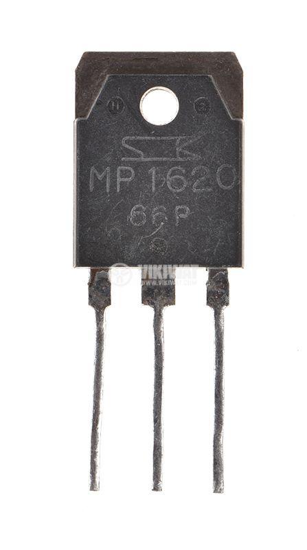 Транзистор MP1620, PNP, 160V, 10A, 150W, 50MHz - 1