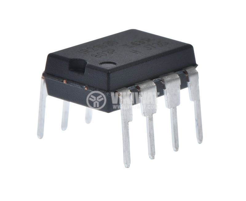 Integrated circuit IR2153DPBF, Driver, semiconductor, DIP8