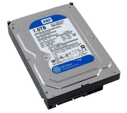 HDD SATA, 64MB Cache, 1TB, 12VDC/0.55A, WD10EZEX