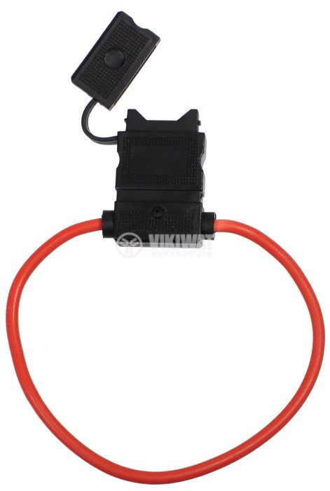 Fuse Holder, GT4652, 12/24VDC - 3
