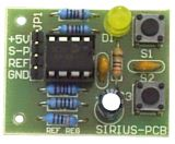 Voltage reference regulator for stepper motor REF REG