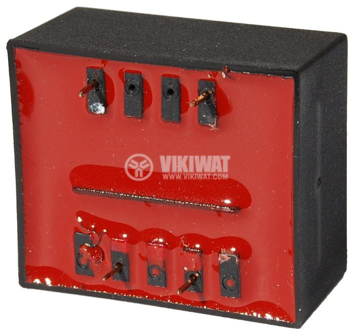 Tрансформатор за печатен монтаж 230 / 18 VAC, 2 VA   - 2