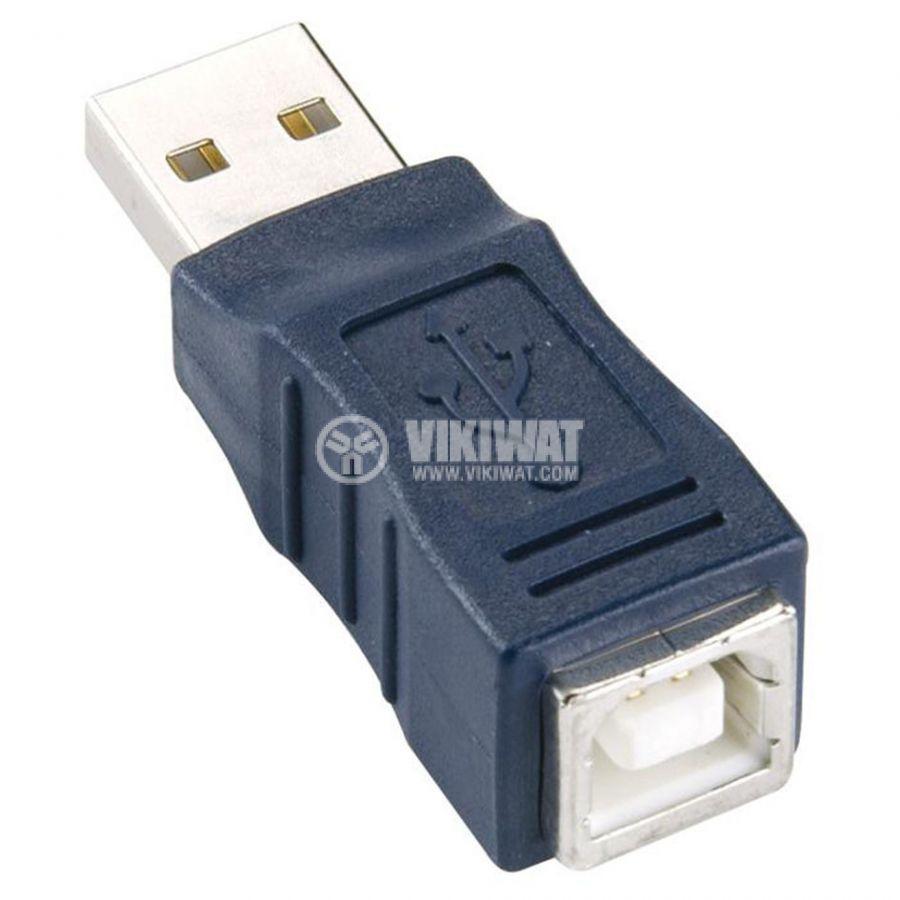 Преход, USB A M-USB B F