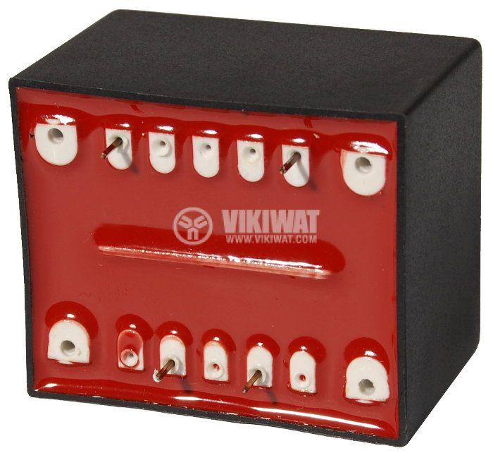 Tрансформатор за печатен монтаж 230 / 6 VAC, 6 VA - 2