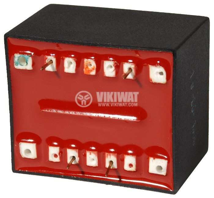 Tрансформатор за печатен монтаж 230 / 8.4 VAC, 6 VA - 2