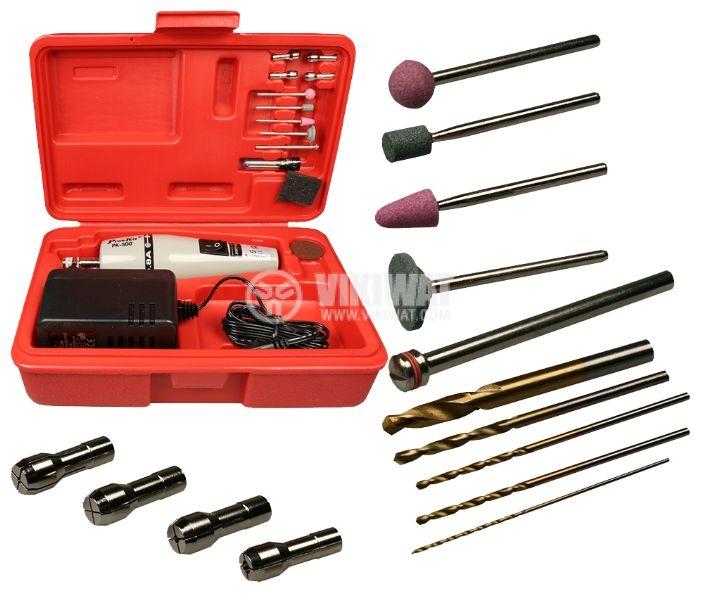 Super Drill Set, 1PK500B-2, universal - 2
