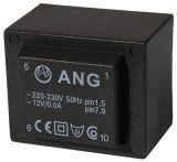 Tрансформатор за печатен монтаж 230 / 12 VAC, 6 VA - 1