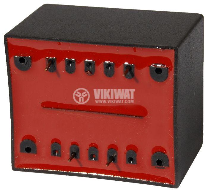 Tрансформатор за печатен монтаж 230 / 14 VAC, 6 VA - 2