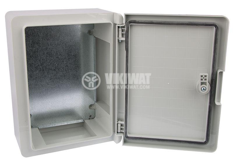 Panel box TN-PLS 03332514, 330X250X140MM, IP65 - 2