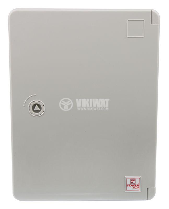 Panel box TN-PLS 03332514, 330X250X140MM, IP65 - 1