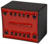 Tрансформатор за печатен монтаж 230 / 2 х 12 VAC 6 VA - 2