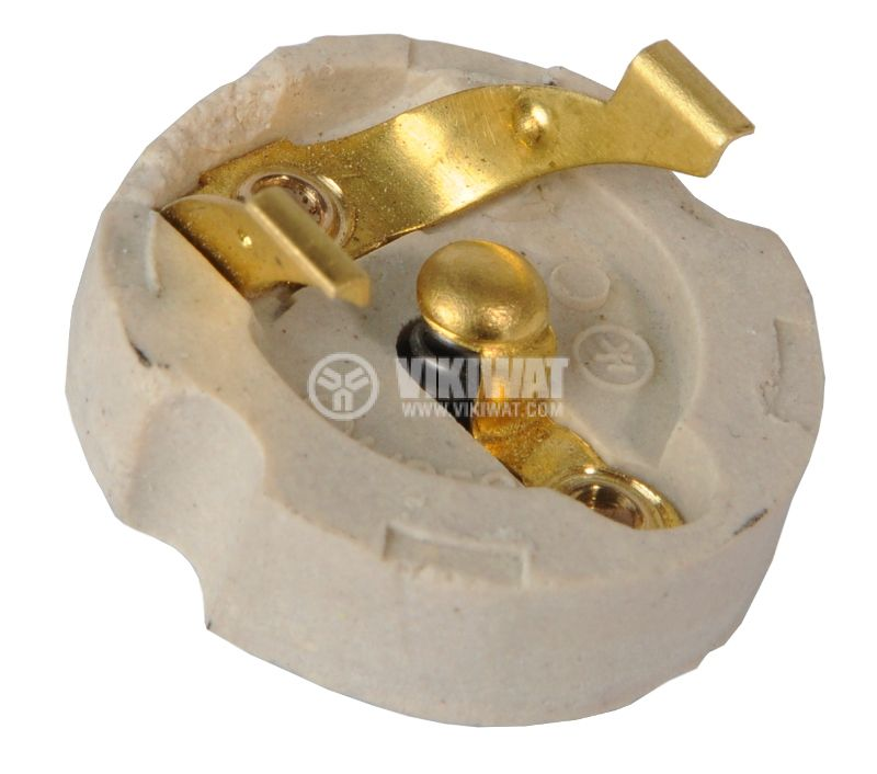 Porcelain base socket Е27 - 1