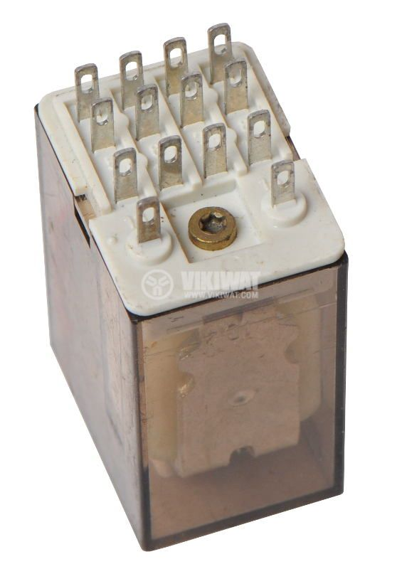 Electromechanical Relay SCHRACK RA 400 024 coil 24VDC 5A 4NO + 4NC - 2