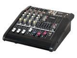 Професионален миксер MPX-402UB, 4-канален, Bluetooth, USB, MP3, FM радио, 2х150W