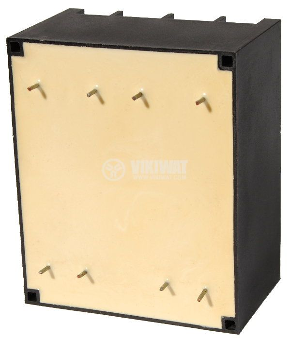 Tрансформатор за печатен монтаж 2 х 7.5 VAC, 18 VA - 2