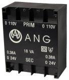 Tрансформатор за печатен монтаж 2 x 24 VAC, 18 VA - 1