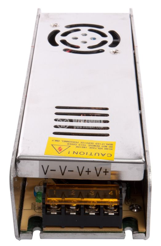 Power Supply BY02-3500, 220-240VAC, 30A, 350W, IP20 - 3