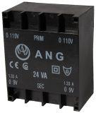 Tрансформатор за печатен монтаж 230V/2x9VAC, 24VA
