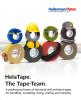 PVC electrical tape, Temflex 1500, 15mm, 15m - 4