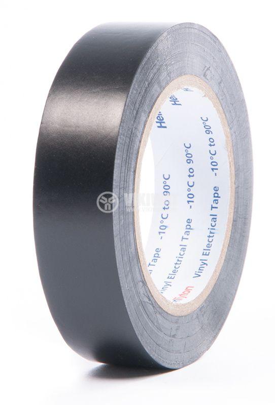 PVC изолационна лента черна - 1