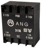 Tрансформатор за печатен монтаж 230V/2x10.5VAC, 24VA