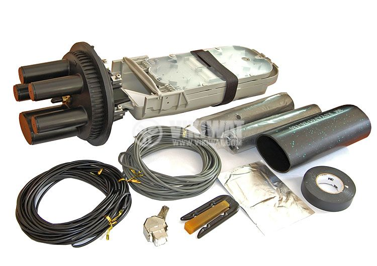 Крайна муфа за монтаж на оптични кабели - 3