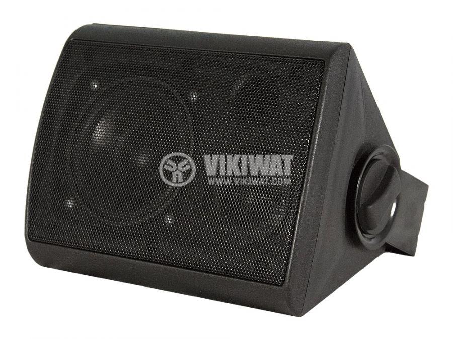 Wall speaker SW-105B, BLACK, PVC, 30W - 2