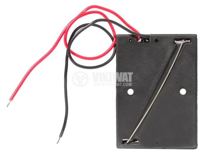 Държач за батерии 3 х ААА - 4