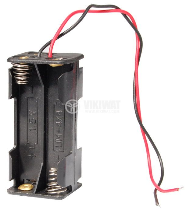 Държач за батерии, AAAx4 - 2
