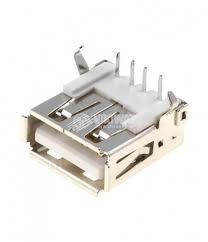 Конектор, USB A, F