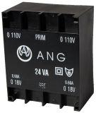Tрансформатор за печатен монтаж 230 / 2 x 18 VAC, 24 VA