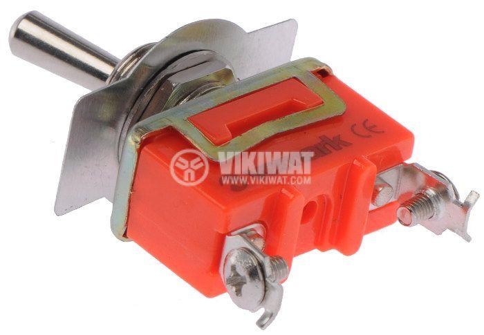 Ключ 1021 15А 250V SPST ON-OFF - 2