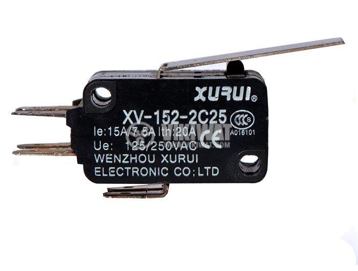 Микрек XV-152-2C25 - двоен - 1