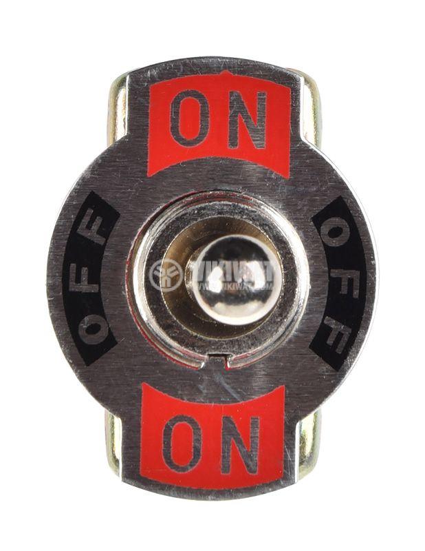 ЦК ключ XT13BF, 15A/250VAC  - 4