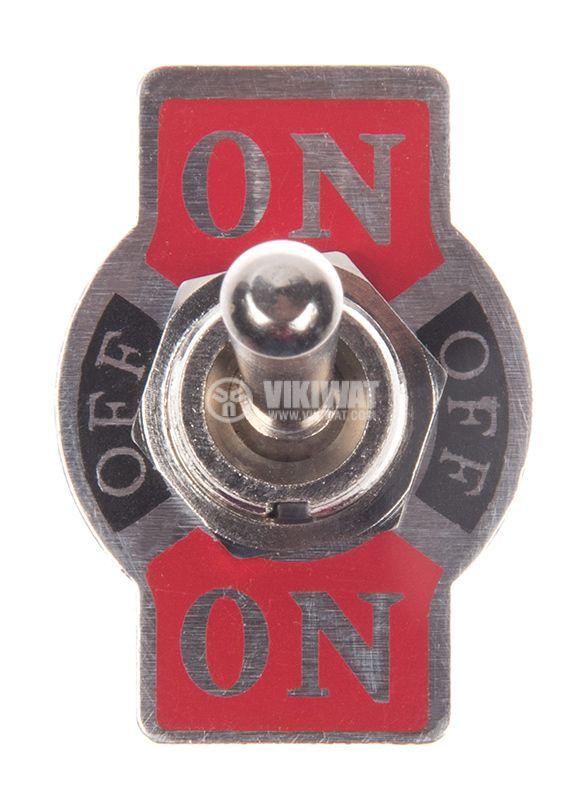 ЦК ключ 15A SPST - 5