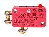 Micro Switch XV-15-1B5, 7.5 A, 250 V