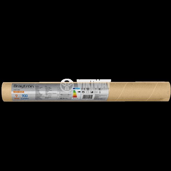 LED tube SE, 600mm, 9W, 220VAC, 900lm, 6500K, cool white, G13, T8, single-end, BA52-20683 - 5