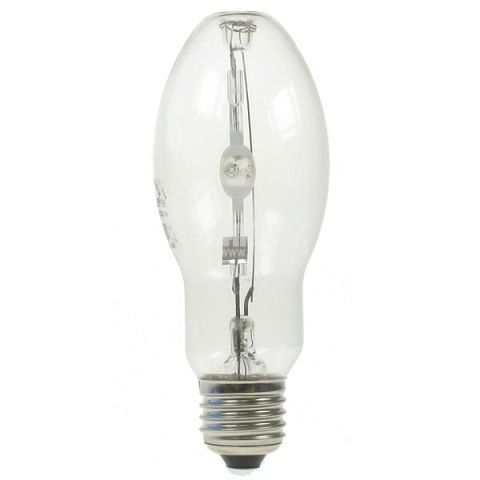 Metal-halide lamp E27, 150W, green