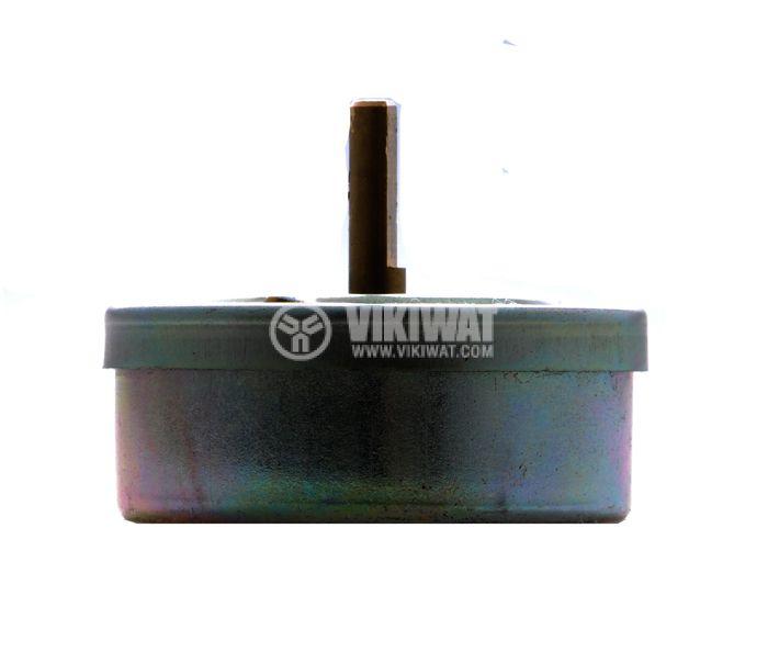Таймер, механичен, със звънец, регулируем времеви обхват от 0 до 120min - 1